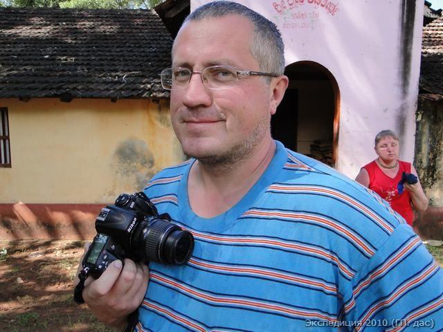 Артурс Янович, главный фотолюбитель