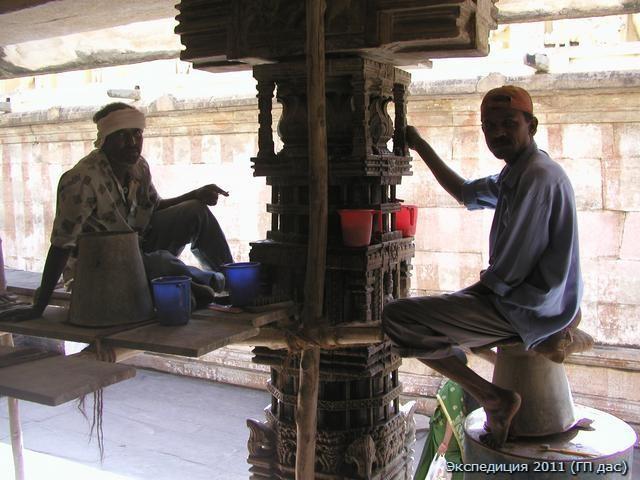 Мелукоте – священная обитель у горы Ядава-гири