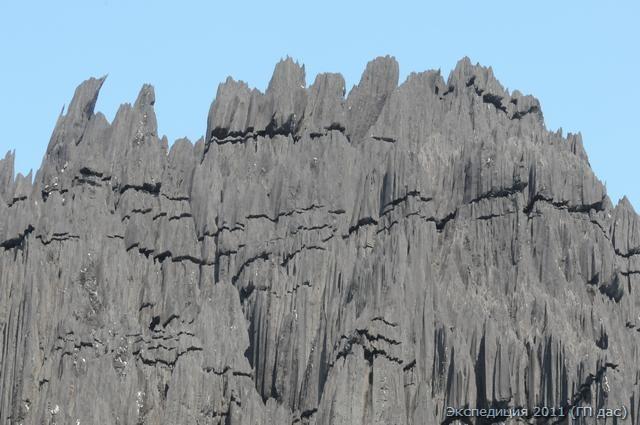 Сколько лет этой скале?