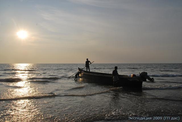 Чем рыбу ловить, лучше гостей катать!