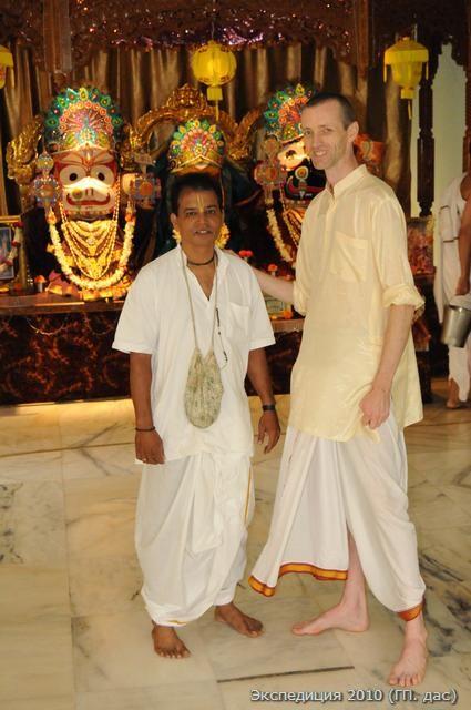 Джая Кришна, мой старинный приятель, как всегда здесь