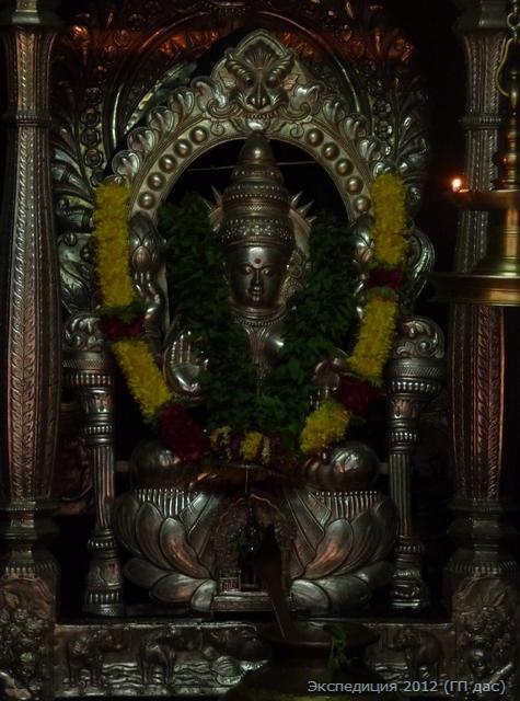 Шри Лакшми - богиня процветания